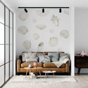 sea elements wallpaper