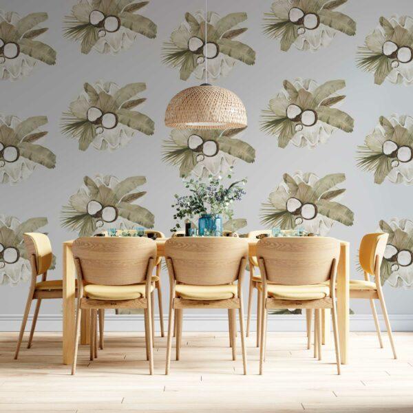 coconut wallpaper