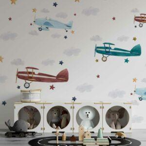 planes kids wallpaper