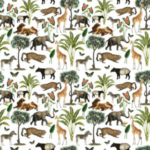 Wild tropic wallpaper