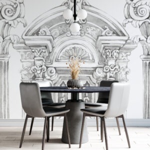 greek wallpaper