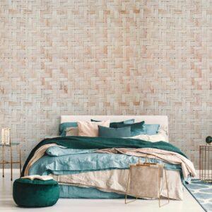mimbre pattern wallpaper