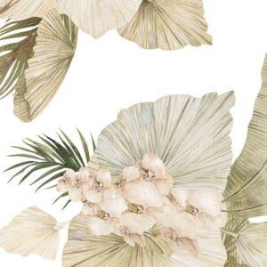Rafia Palm Bouquet