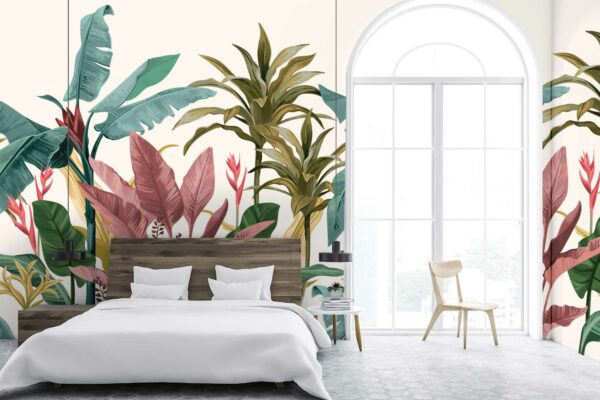 jungle tropical wallpaper
