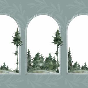 Arches garden