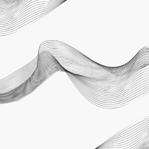 waves lines wallpaper
