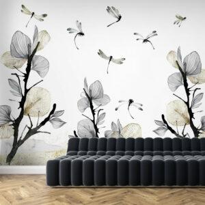 Chinoiseries wallpaper