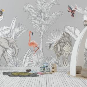 plants animals wallpaper