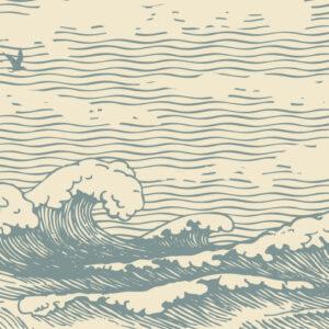 Vintage waves