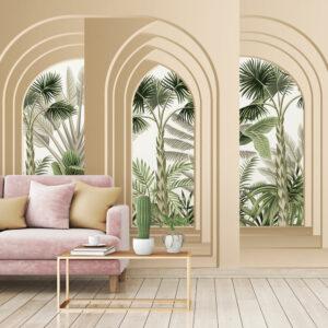 arches wallpaper
