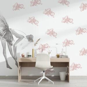 ballerina wallpaper
