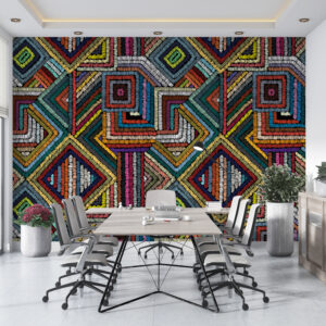 Inspired by african colors
