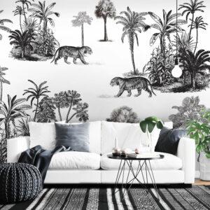 jungle wallpaper