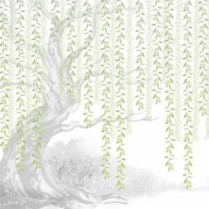 trees wallpaper